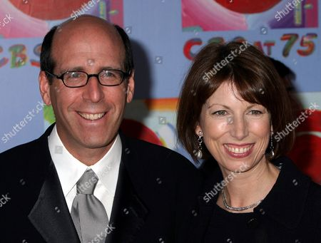 Matthew Blank, CEO Showtime Networks, with his wife