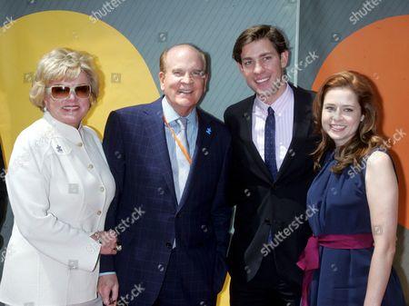 Bob Wright, John Krasinski, Jenna Fischer
