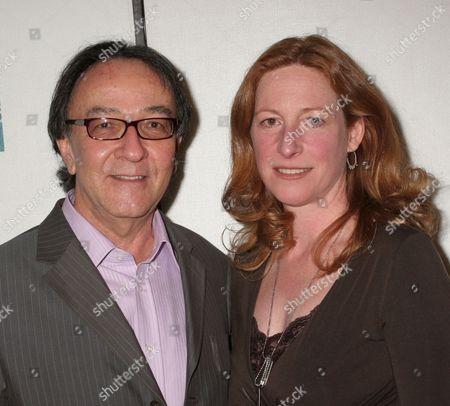 Peter Scarlet and Deborah Scranton