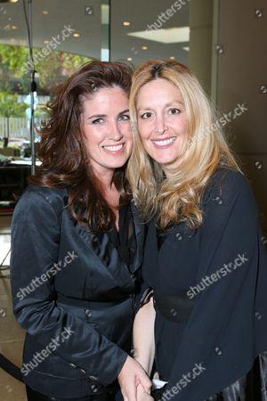 Elizabeth Callendar and Valerie Van Galder