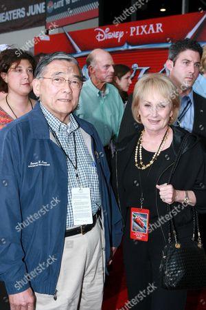 Norman Mineta and Danealia Mineta