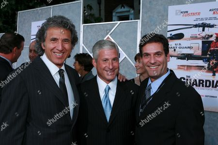 Editorial image of 'The Guardian' film premiere - 7th Sept 2006