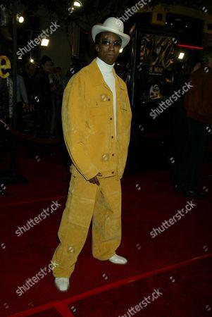 Editorial image of '8 Mile' Premiere - 6 Nov 2002