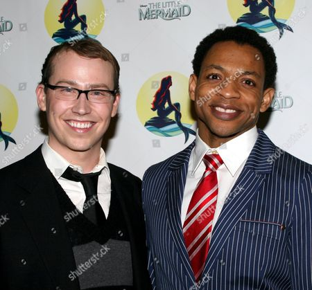 Stock Picture of Tyler Maynard, Derrick Baskin