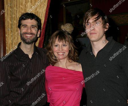 John Cariani, Sally Murphy, Patrick Heusinger
