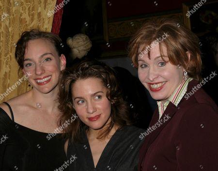 Laura Shoop, Tricia Paoluccio, Nancy Opel