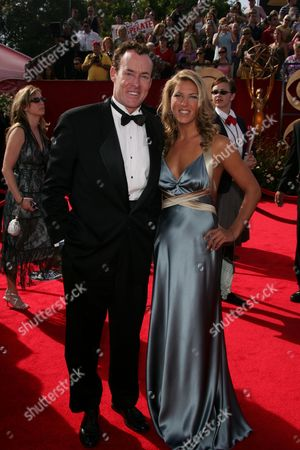 Editorial image of 2005 Emmy Awards Arrivals