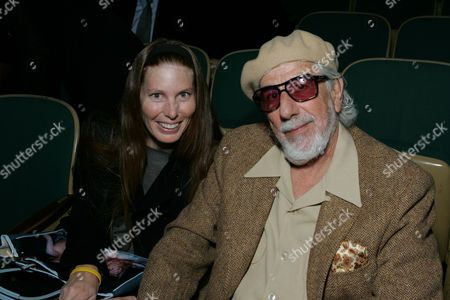Page Hannah and husband Lou Adler