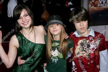 Kaili Thorne, Bella Thorne, Remy Thorne