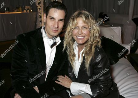 Cameron Silver and Tracy Ross
