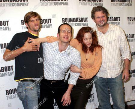 Logan Marshall Green, Denis O'Hare, Katie Finneran, John Conlee