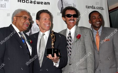Ellis L Marsalis Jr, Bill Boggs, Richard Petty, Isiah Thomas