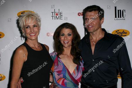 Amra-Faye Wright, Samantha Harris, Brent Barrett