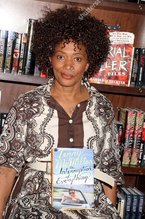 Editorial image of Terry McMillan Book Signing