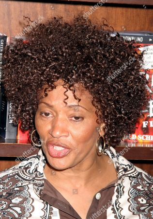 Stock Picture of Terry McMillan