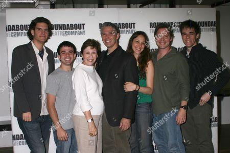 Alex Timbers, Gio Perez, Maggie Burke, Michael Warner, Natalie Gold, Michael Hayden, Steven Levenson 