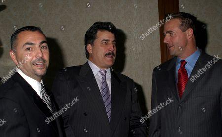 John Franco, Keith Hernandez, Al Leiter