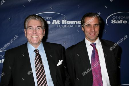 Stock Picture of Mike Francesa, Chris Mad Dog Russo