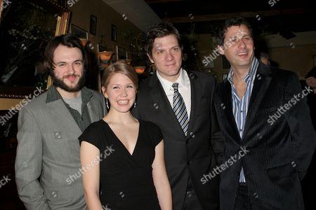 Christopher Denham, Lisa Joyce, Adam Rapp, Gary Wilmes