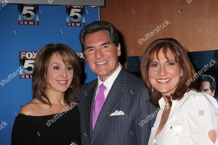 Editorial photo of Fox 5 Celebrates the 40th Anniversary of the 10 PM News