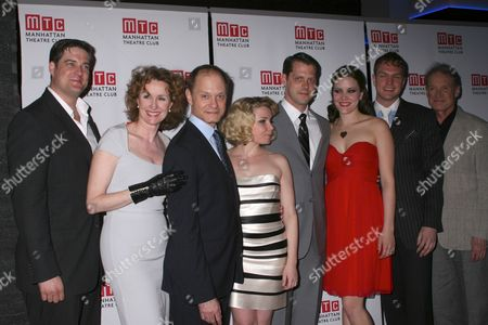 Curt Bouril, Lisa Barnes, David Hyde Pierce, Mary Catherine Garrison, David Furr, Rosie Benton, John Wernke, Charles Kimbrough