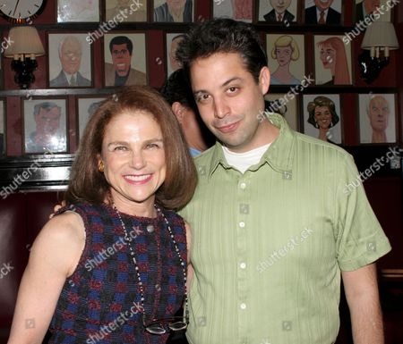Stock Photo of Tovah Feldshuh, Steve Rosen