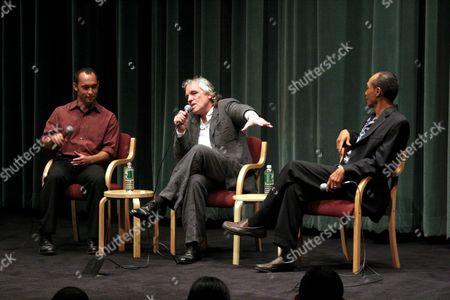 Will McCord, Abel Ferrara, Paul Calderon