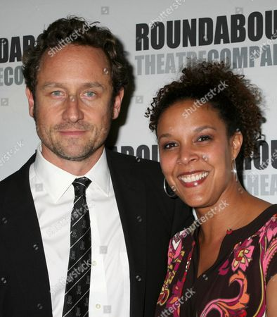 Sam Robards, Sharon Washington