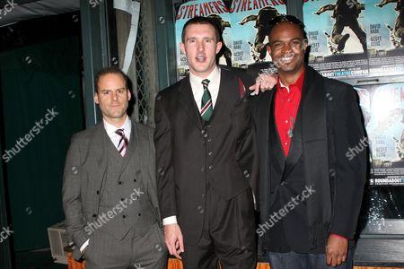 Stock Picture of Coby Mandarino, Charlie Hewson, Axel Avin Jr