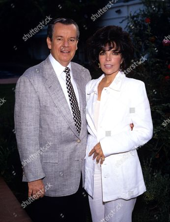 Robert Daly and Carole Bayer Sager