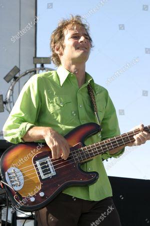 John Stirratt of Wilco