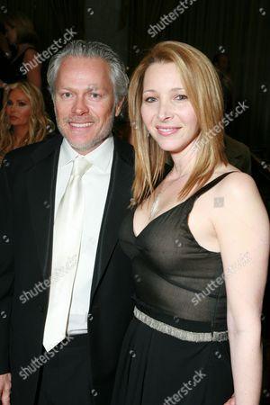Michel Stern and Lisa Kudrow