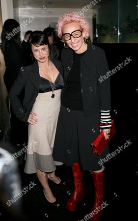 Constance Zimmer, Nony Tochterman