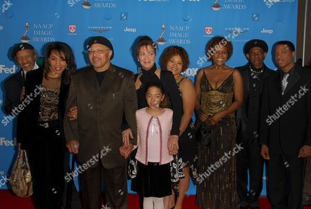 Arthel Neville and The Neville Brothers and Family
