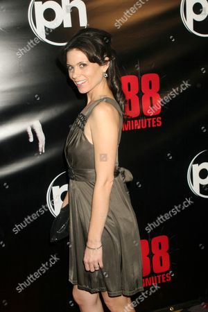 Stock Image of Leah Cairns