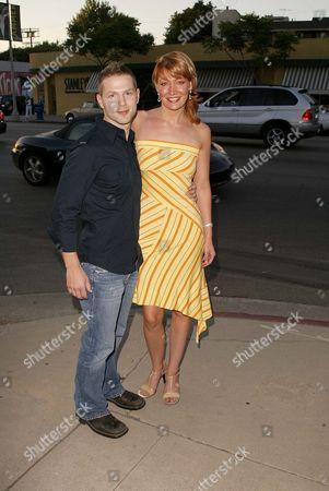 Sam Levine and Brigitte Fink