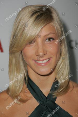 Stock Image of Skye Peters