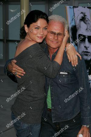 Jodi Lyn O'Keefe, Michael Des Barres