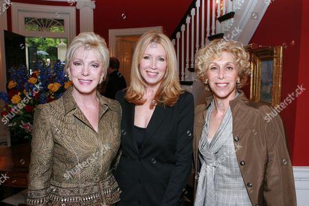 Patracia Kennedy, Susan Casden and Lauren Leichtman