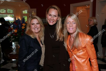 Robin Broidy, Cheryl Saban and Lili Bosse