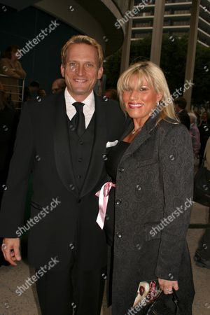 Rex Smith and Wife