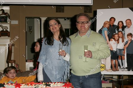 Kimberly Williams and Larry Joe Campbell