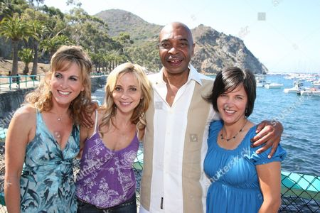 Jodi Benson,Tara Strong, Samuel E. Wright and Peggy Holmes