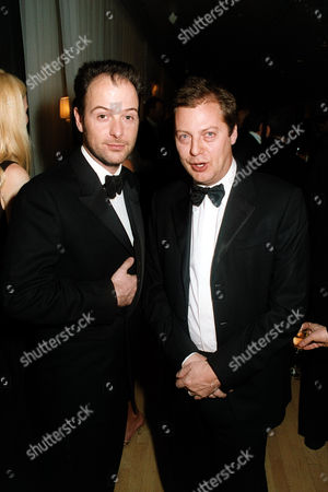 Matthew Vaughn and Matthew Freud