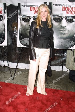 """Tristine Skyler (""""Blair Witch 2"""") arriving to the premiere of United Artists' """"Deuces Wild"""" at the Clearview Chelsea West Cinemas in New York City on April 22, 2002.  Manhattan, New York  Photo® Matt Baron/BEI"""