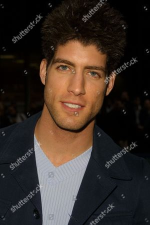"""Brad Raider (""""That Was Then"""") arriving to the ABC Television Network 2002-2003 Upfront Presentation after-party at Cipriani 42nd Street in New York City on May 14, 2002.  Manhattan, New York  Photo® Matt Baron/BEI"""
