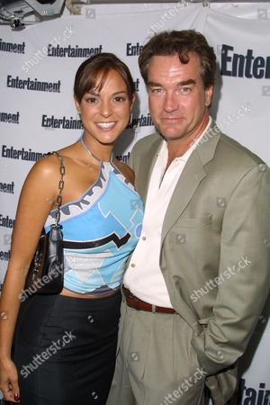 """All My Children"" stars Eva La Rue and John Callahan at Entertainment Weekly's 1st Annual ""It List"" Party, celebrating the sixth year of the popular ""It List"" issue, at Milk Studios in New York City on June 24, 2002.