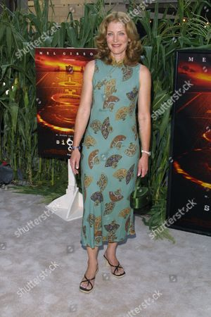 "The film's Patricia Kalember arriving to the World Premiere of Touchstone Pictures' ""Signs"" at Alice Tully Hall, Lincoln Center in New York City on July 29, 2002.
