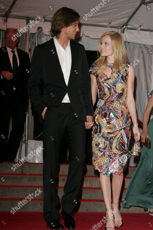 Kate Bosworth and James Russo