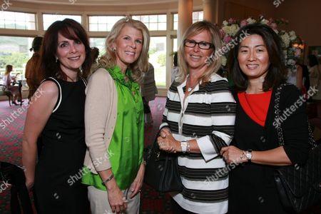 Sharon Tesoriero, Laura Wagner, Lisa O'Shea and Jennifer Cha